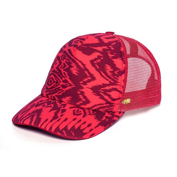 Damska czapka z daszkiem Pink z kolekcji Phax