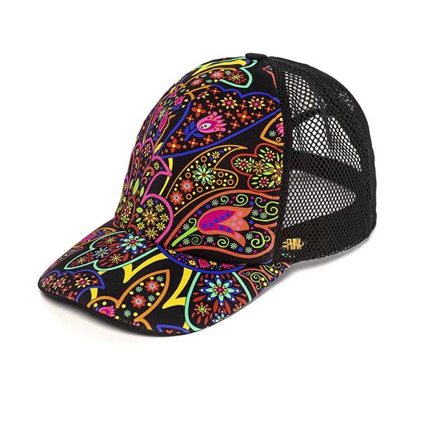 Damska czapka z daszkiem Mandala z kolekcji Phax